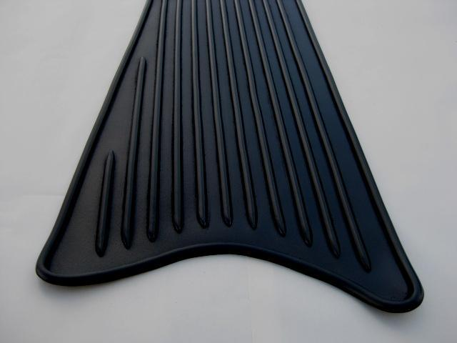 1936 Chevy Running Board Rubber Mats