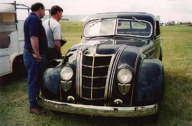 1935 Chrysler Air flow